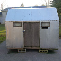 Ice Hut For Sale