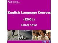 English Language Courses / IELTS Test Preperation