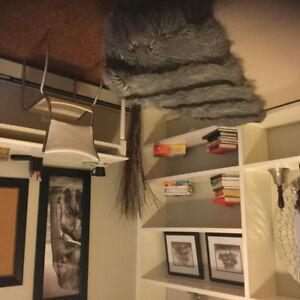 Tastefully furnished Fall River 1 bedroom plus den apartment