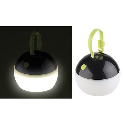 Lunartec LED-Akku-Zeltleuchte, 3 Helligkeitsstufen, 100… | 04022107290265