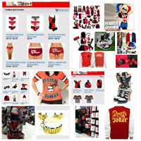 Looking for Harley Quinn related items