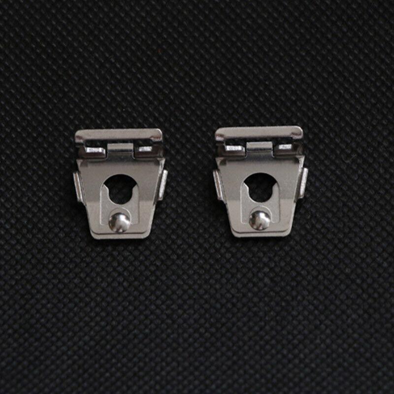 2PCS Strap Clips Lugs Adapter Mamiya M645 1000S TLR Professional Camera