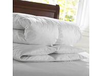 3 Items - IKEA Matress, MATTRESS TOPPER and Duvet MINT CONDITION