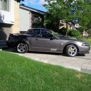 2004 Ford Mustang GT  Cuir Cabriolet