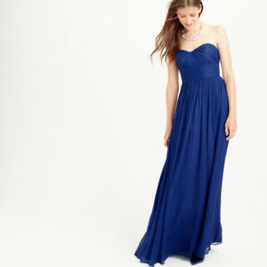 J Crew Marbella Long Dress