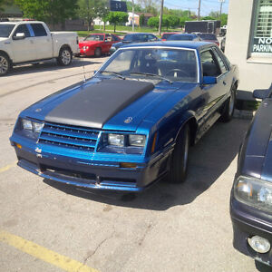 parting out complete 1980 mustang coupe