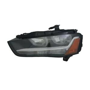 2012-2014 Audi A4 Driver Side Halogen Headlight Assembly - NSF Certified ®