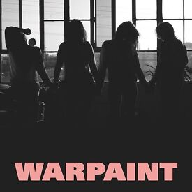 Warpaint Tickets x 2 @ Somerset House (London) On Monday 10th July 2017