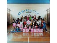 The Go! Team Semicircle CD - brand new