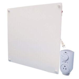 400 watt Wall heater uses normal 120 volt