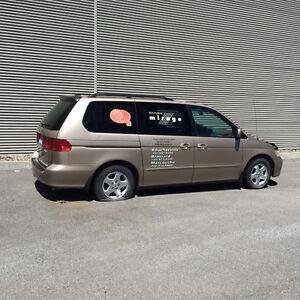 1999 Honda Odyssey Camionnette