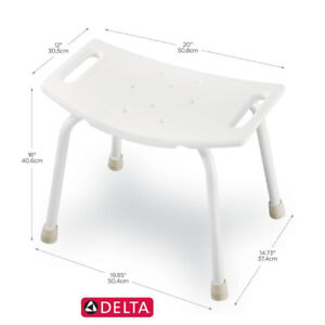 Bath & shower chair stool very good condition