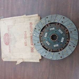 NOS Ford Clutch Disc
