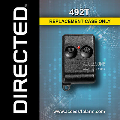 DEI Replacement Remote Case 492T ( NEW)