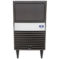 """Manitowoc QM-30A 19 3/4"""" Air Cooled Undercounter Full Size Cuber"""