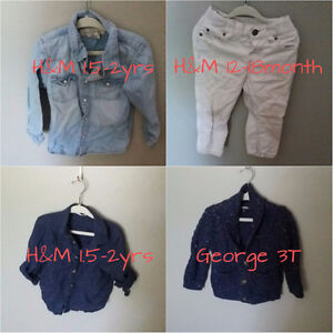 Toddler Boy Clothes - fits like 2T to 3T