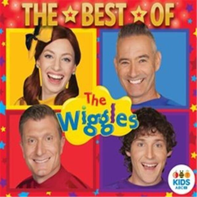 THE WIGGLES The Best Of CD BRAND NEW 2016 Edition