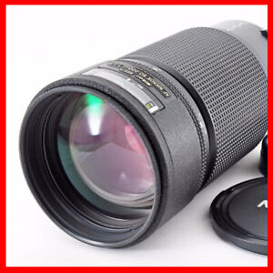 Nikon 80-200mm F2.8 pull-push zoom lens