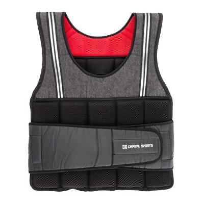 Gewicht Kraft Ausdauer Schnelligkeit Training Weste Weightvest 10 KG Gym Gurt