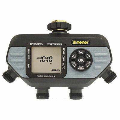 Melnor  HydroLogic  Programmable 4 zone Water Timer