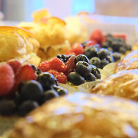 Counter help wanted in French pastry shop