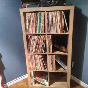 Your record collection