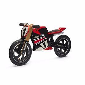 Genuine Yamaha REVS Kids Balance Bike