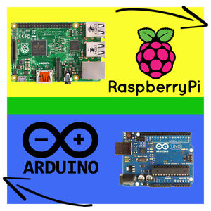 ARDUINO and RASPBERRY PI 1, 2 & 3 boards