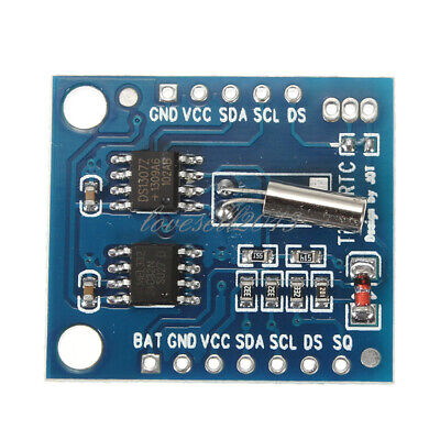 I2c Rtc Ds1307 At24c32 Real Time Clock Module For Arduino Avr Arm Pic Smd