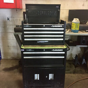 Husky toolbox for sale