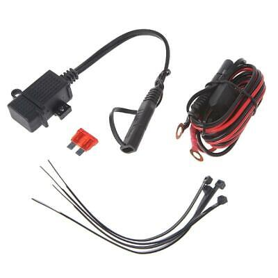 Motorcycle USB Charging Port  Keep Your Electronics Charged All Day While Riding