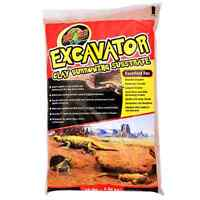 2 bags of excavator sand