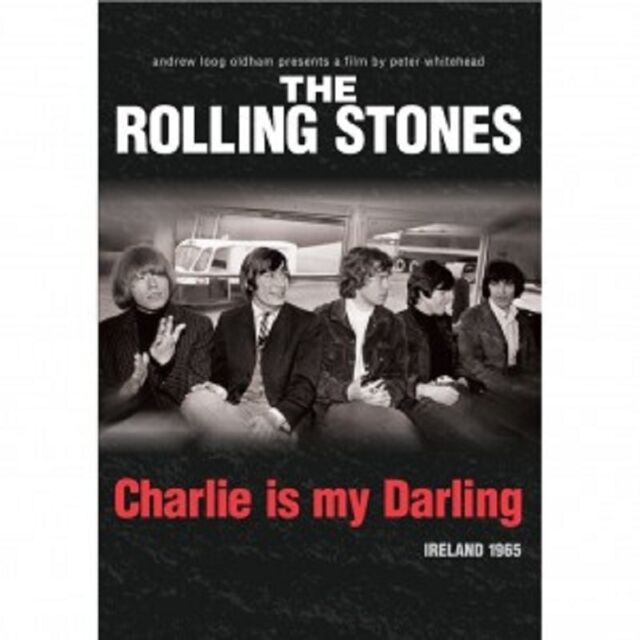THE ROLLING STONES - CHARLIE IS MY DARLING  DVD  ROCK & POP  NEU