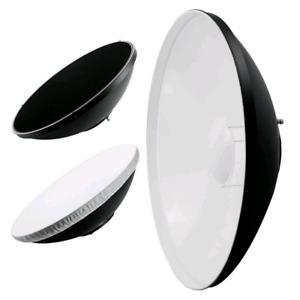 "Phot-R® 16""/40cm Beauty Dish with Diffuser and Grid"