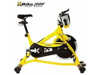 Trixter X Bike 1000 Indoor Exercise Bike £1249 new! UCI endorsed spinning