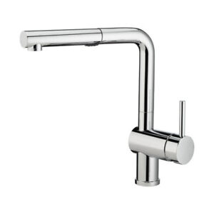 Blanco 403827 Posh Dual Spray Pull Out Kitchen Faucet