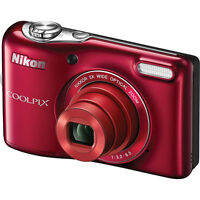 Caméra numérique Nikon 20.1MPix, écran 3po, 5x, vidéo HD