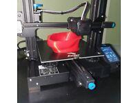 3D PRINTERS FOR SALE (ENDER 3 PRO & ENDER 5)