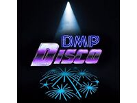 DMPDiscos Mobile Disco/party/karaoke hire, weddings, engagements, birthdays, house party all covered