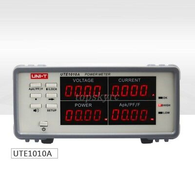 Intelligent Electricity Meter Digital Power Meter Current Power Factor Analyzer