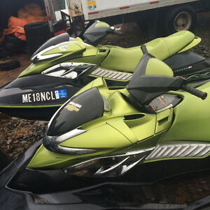 Looking for smashed or blown up SEA DOO RXP