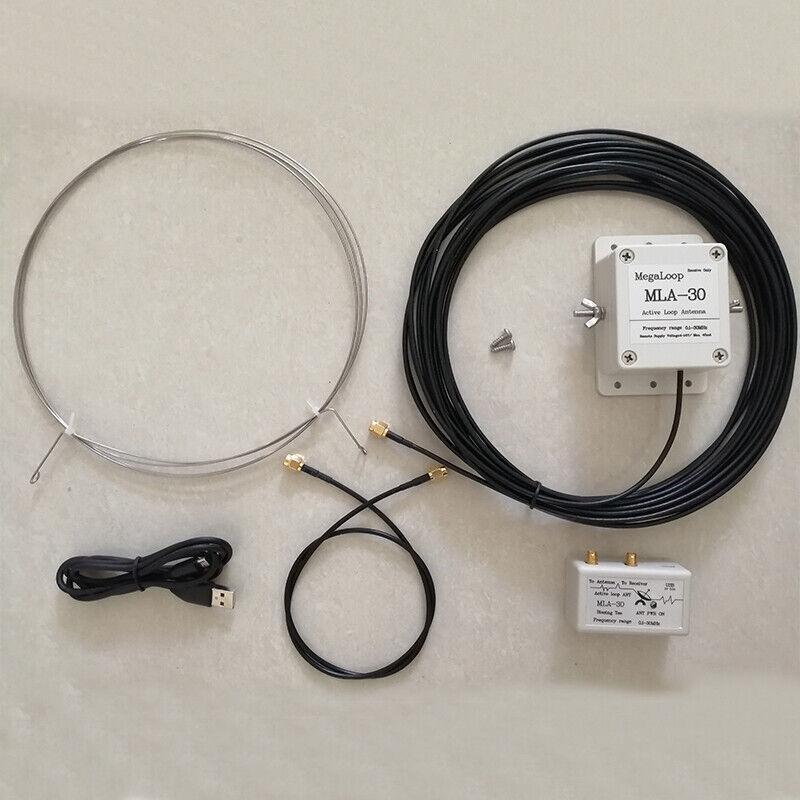 100kHz-30MHz MLA-30 Antenna Active Receiving Antenna for Sho