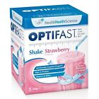Optifast Strawberry Meal Replacement Drinks Sachet