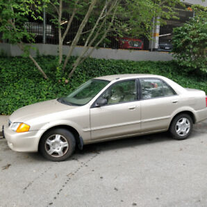 2000 Mazda Protege - Low Mileage, One Owner