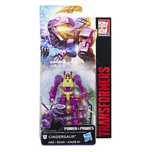 Transformers Power of the Primes Cindersaur Legends Class