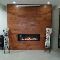 Fireplaces, Heating and Cooling, BBq's, Smokers, Outdoor kitchen