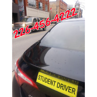 Driving Instructor for full G Licence