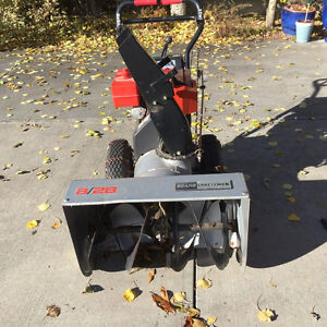 8 HP Dual Stage Craftsman Snowblower - Electric Start