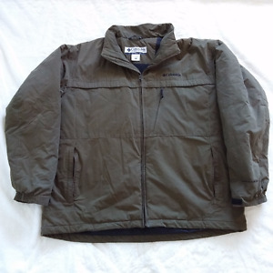 Columbia Winter Jacket XXL, North Face Fleece