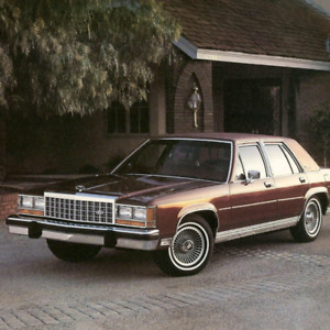 Looking for Grand Marquis or Crown Vic (1980-1985)